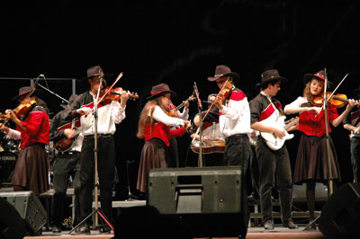 The Saline Fiddlers